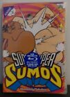 """Super Duper Sumos: """"Absolutely Flabulous"""" - Anime DVD"""