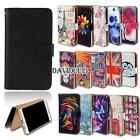 For Various Mobile phones - Universal Smart Leather Wallet Stand Cover Case