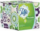 Puffs Plus Lotion Facial Tissues 56 Ct (Pack of 4)