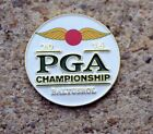 2016 98th PGA CHAMPIONSHIP BALTUSROL OFFICIAL Logo Golf Ball Marker Coin WHITE