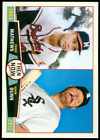 2013 Topps Heritage Then and Now #MD Eddie Mathews/Adam Dunn - NM-MT