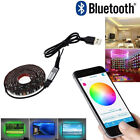 Внешний вид - TV Backlight DC5V 5050 RGB LED Strip Set USB Tape String + Bluetooth Controller