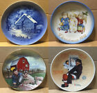 Collector Plates vintage knowels bradford exchange danbury mint