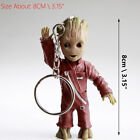 Guardians of The Galaxy Baby Groot Tree Man Figure Flowerpot Pen Pot Gifts Xmas