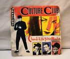 Culture Club 45 RPM Record CHURCH of  the POSION MIND / Man Shake