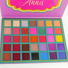 Beauty Creations Anna Eyeshadow Palette Shades Highly Pigmented Color Shimme
