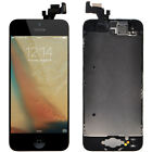 For iPhone 5S 5C 5 LCD Touch Screen Assembly Replacement With Home Button Camera
