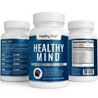Healthy Mind - Memory - Focus - Clarity Brain Nootropic Supplement - All Natural $18.98 USD on eBay