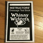 Whinny Widgets Instructor's Dressage Test Book - NEW 2019 Tests - 4010