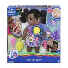 Baby Alive Doll Sweet Tears African American Cries Drink Talks English or French