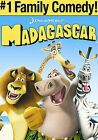 Madagascar (DVD, 2005, Full Frame)