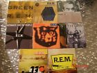 R.E.M   8 CD Lot Green, Document, Out of Time, Life's Rich Pagent + More REM