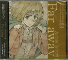 OST-ATTACK ON TITAN CHARACTER IMAGE SONG SERIES VOL.03 ARMIN ARLERT-JAPAN CD C94