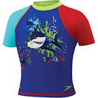 Speedo Kids Short Sleeve Sun-Shirt