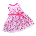Rose Lace Voile Princess Dress Costume Dress for 18inch Ameircan Girl Doll