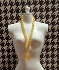 Barbie Doll ~ Gold ~ Necklaces *choose Style* (plastic)