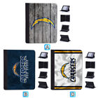 San Diego Chargers Leather Case For iPad 1 2 3 4 Mini Air Pro 9.7 10.5 12.9 $18.99 USD on eBay