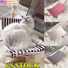 New Cat Dog Radiator Bed Warm Basket Cradle Hammock Animal Puppy Pet Removable