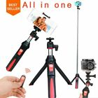 Selfie Stick Tripod Stand 4 In 1 Extendable Monopod Bluetooth Remote Phone Mount