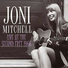 JONI MITCHELL New Sealed 2019 UNRELEASED LIVE 1966 PHILLY CONCERT CD