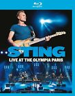 STING of THE POLICE New Sealed 2019 LIVE PARIS FRANCE CONCERT BLU RAY