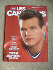 1994-95 MONTREAL CANDIENS LES CANADIENS MAGAZINE VINCENT DAMPHOUSSE  COVER