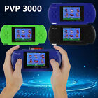 HANDHELD PORTABLE PXP PVP 3000 GAMES CONSOLE RETRO MEGADRIVE DS VIDEO GAME Hot