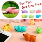 1pcs/2pcs Cable Protector Animal Cable Holder USB Charger Data Protection Cover