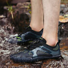Внешний вид - Mens Beach Barefoot Water Shoes Quick-Drying Sports Walking Swimming Brook Shoes