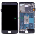 USA LCD Frame Touch Screen Digitizer Replacement For OnePlus One 3 3T 5 5T 6