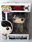FUNKO POP TV STRANGER THINGS No. 546 ghostbuster MIKE figure toys collectible