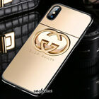 New Guci7Guilty Gold Cover iPhone XS Max XR X 6 7 8 Samsung Burberry8Coach Case