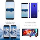 Mobile Phones Unlocked S8 2018 Mobile Phone 4 Sony Cameras 13MP 0.3MP Android Sm