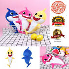 PINKFONG Soft Dolls Toys for Girl Children Baby Animal Kid Toys - Baby Sharks