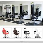 Reclining Barber Chair Hydraulic Salon Styling Beauty Spa Shampoo Equipment 9838