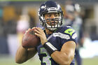 Russel Wilson Seattle Seahawks NFL Football 8x10 Color ACTION photo Lot #18