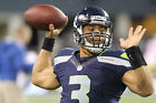 Russel Wilson Seattle Seahawks NFL Football 8x10 Color ACTION photo Lot #9