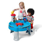 Step2 Durable Plastic Toddler Paw Patrol Water Table with Character Accessories
