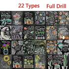 Внешний вид - 22 Full Drill Blackboard Drawing 5D Diamond Painting Embroidery Craft Home Decor