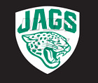 Jacksonville Jaguars Football Vinyl Decal stickers - Made in USA on eBay