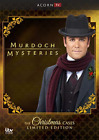MURDOCH MYSTERIES: CHRISTMA...-MURDOCH MYSTERIES: CHRISTMAS CASES COLLEC DVD NEW