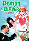 COMEDY-DOCTOR IN CLOVER IN COLOUR (DVD) DVD NEW