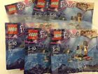 NEW LEGO FREINDS LOT OF 6 POLYBAGS #30205 POP STAR ANDREA