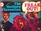 for the The Mothers of Invention - Frank Zappa - Freak Out! Album Cover Notebook