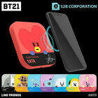BTS BT21 Official Authentic Goods Wireless Fast Charger Pad by LINEFRIENDS