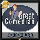 GreatComedian.com  Awesome Domain for a Comedian, Jokes, Stand Up, Comedy Shows!