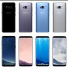 Top Holiday Gifts Samsung Galaxy S8 G950U Verizon TracFone Straight Talk Total Wireless Unlocked