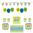 BANANAS IN PYJAMAS PARTY SUPPLIES PACKS 8 16 OR 24 CUPS PLATES NAPKINS MORE
