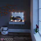 VICCO Dressing Table ALESSIA Dressing Commode Mirror chest of drawer