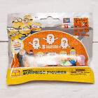 DESPICALE ME MINIONS MICRO SURPRISE FIGURES 3x in BLIND BAG Minifigures
